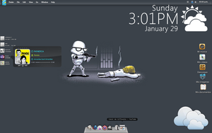 Tema para Windows 7 The Strategy Lost by 117fausto