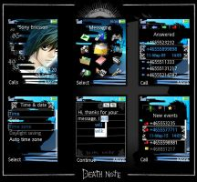 SE Theme -death note's l by lokidest