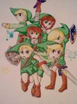Link mash by Joey-is-gay-as-fuck