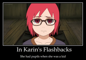 Karin and her Pupils Poster by ShinanaEvangelian