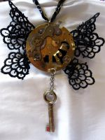 Victorian Navii necklace by Gothic-Enchantress
