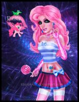 Pinkie Pie: My Little Pony by kharis-art
