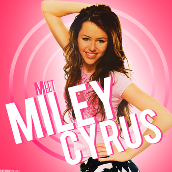 meet miley singles Hannah montana 2: meet miley cyrus is a double album released on june 26, 2007 by walt disney records and hollywood records singles edit the lead single from.