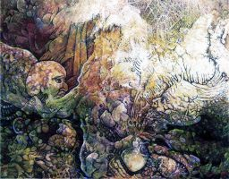 Lithophylic Hallucinations by gromyko
