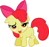 applebloom O_O by rhubarb-leaf