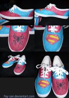 Super Shoes by Fay-san