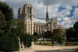 Cathedrale Notre Dame by guitarjohnny