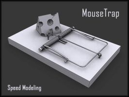 Speed Modeling Mouse Trap by andrei313
