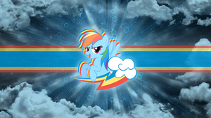 WOTW #7 Rainbow Dash by ewized