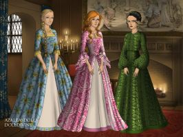 PPG In Tudor Times by bre1