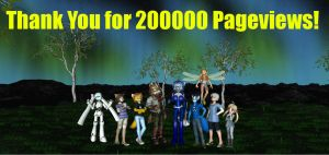 200000 Pageviews by HectorNY