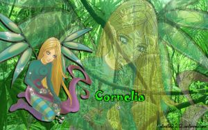 Cornelia Wallpaper by simsim2212