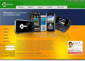 Online Phone Portal by irfanrahmed