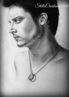 Elijah Wood by gothicstella