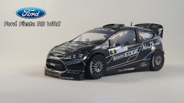 Ford Fiesta RS WRC by Rodesu