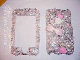 Kawaii Hime iTouch Case I by ectetc