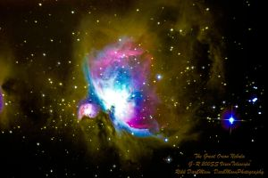 00-OrionNebula-Vixen200SS-71Exposure-400-T2i-W by darkmoonphoto