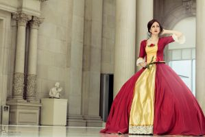 Belle - Beauty and the Beast III by DawnArts