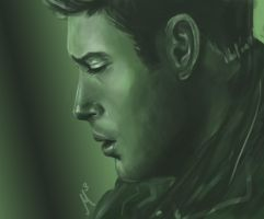 Dean in Green by Obsess-Confess