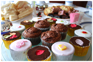 Cupcakes by Ana-D
