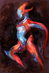 150+ project: deoxys by edface