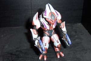 Halo Reach Elite Ultra by SoundwaveSuperior