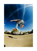 fisheye skateboarding 2 by InfernalFear