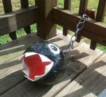 Chain Chomp by DuctileCreations