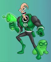 Green lantern Jim by Jason-K