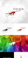 Navaja Logotype Applications by Oigres-Undead