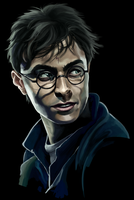 Harry Potter by blindbandit5