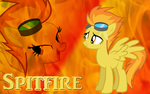 RQ- Spitfire Wallpaper by Supremechaos918
