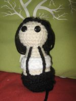 Tifa(FF7) Amigurumi by CataCata23