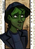 its Elphie... by Prydester