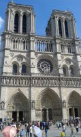 Cathedral of Notre Dame by NajaranaKryska