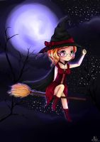 West~chan, The not so Wicked Witch by mell1you0