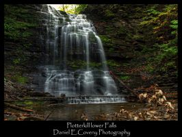 plotterkill lower falls by cove314