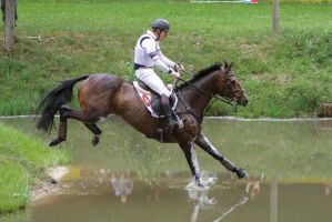 3DE Cross Country Water Obstacle Series X/18 by LuDa-Stock