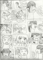 Greece x Japan Doujinshi page 5 by MarluxiaxDemyx