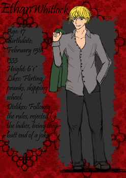 Blossoming Blood Ethan Ref by Antebelle