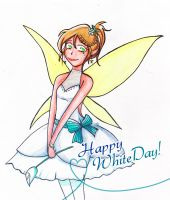 Whiteday by Lutih