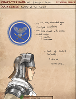 TP: Kel Shield and Helmet by Minuiko