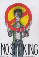 No smoking here, please by RamsestardoHaidi