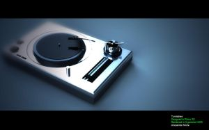 Turntables by aMorle