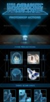 Holographic Projections by Dilanr