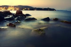 By the sea by d3v1d-photo