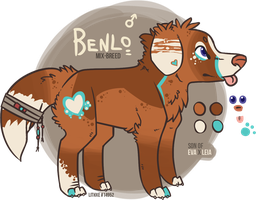 [Pup] Benlo by lithxe