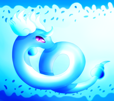 Dragonair by lavaquil