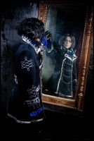 Trinity Blood cosplay. Marquis Kadar by alberti