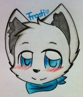 Frosti -gift- by ShiroKiwi